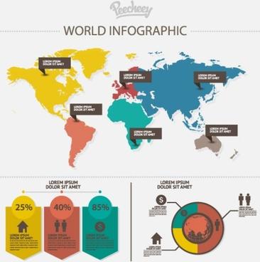 world wide communication concept