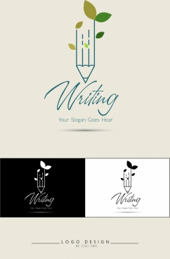 writing logotype design calligraphy decor pencil sketch