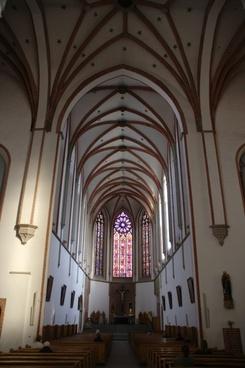 wroclaw poland dominican church