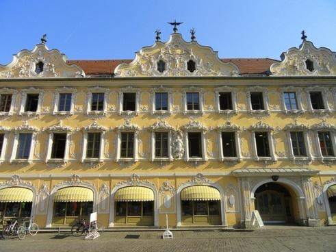 wurzburg germany building