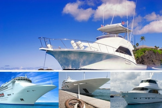 yacht cruise hd figure