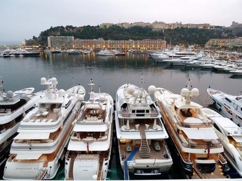 yacht monaco pier