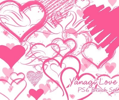 Yanagi Love Brushes