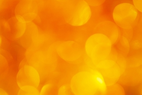yellow and orange blurred lights
