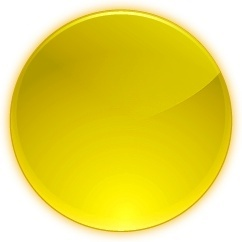 Yellow round button
