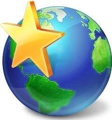 Yellow star earth