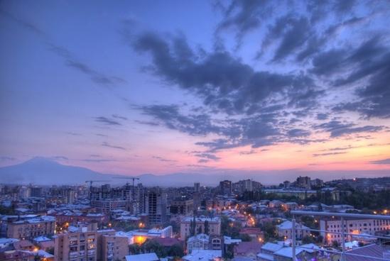yerevan armenia city
