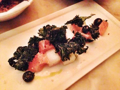 yokai berry atlantic salmon dinosaur kale asian pear yuzu