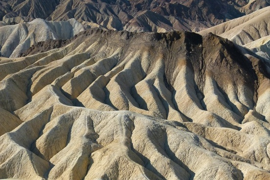 zabriskie point death valley california