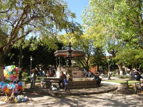 zamora plaza de armas
