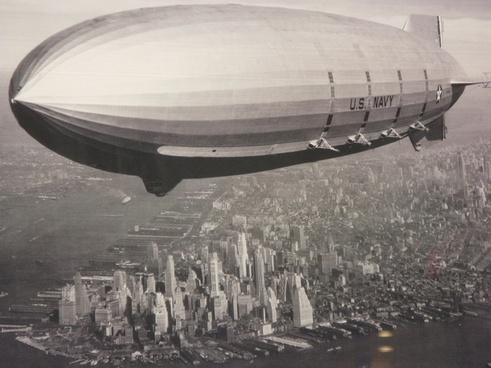 zeppelin new york aviation