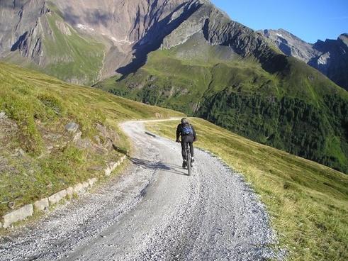 zillertal zillertaler alpen mountain bike