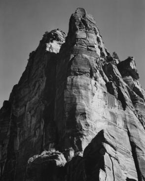 zion national park utah 1941