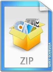 Zip file format
