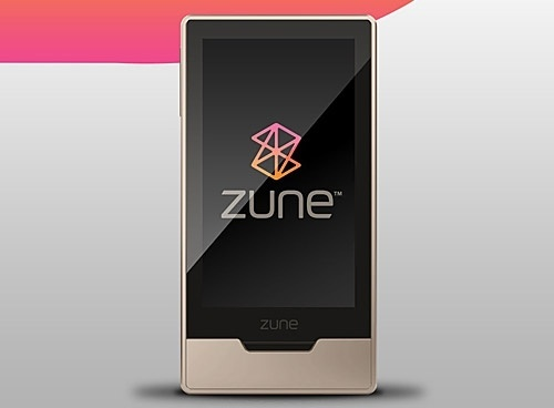 Zune HD PSD File