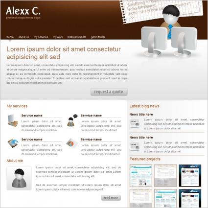 Alexx C Template