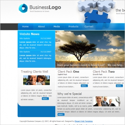Biz company template free website templates in css html js format biz company template flashek Choice Image