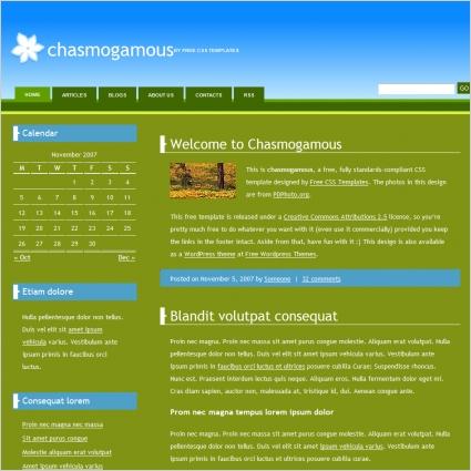 chasmogamous