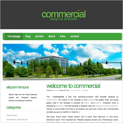 Commercial free website templates in css html js format for free commercial free website templates in css html js format for free download 53294kb maxwellsz