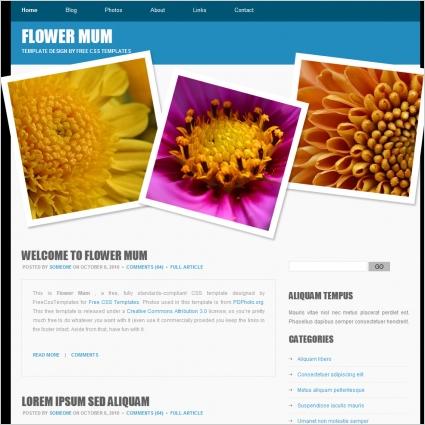 flower mum