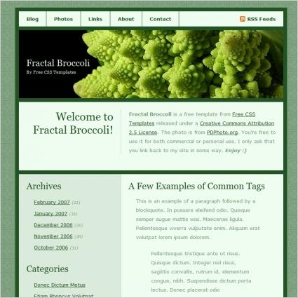 fractal broccoli