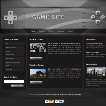 game websites