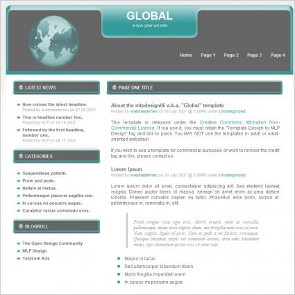 Global Template