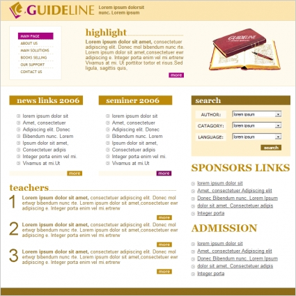 Guideline Template