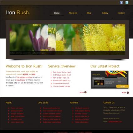 iron rush