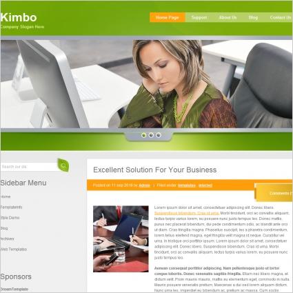 Kimbo Template