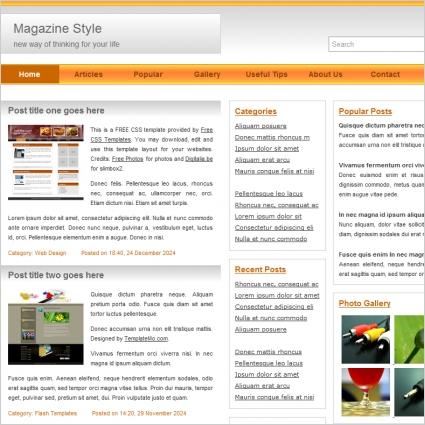 mag orange