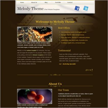 melody theme