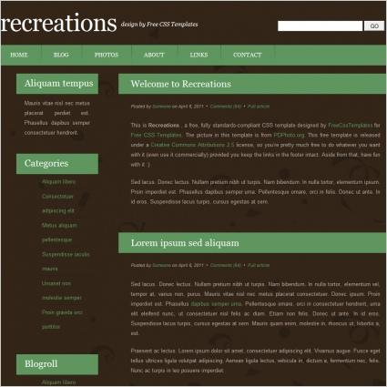 recreations