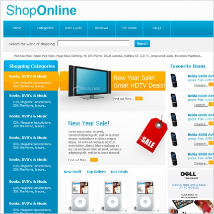 shopping online sites
