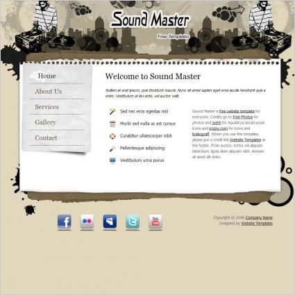 sound master