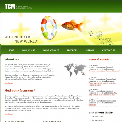 TCM Template
