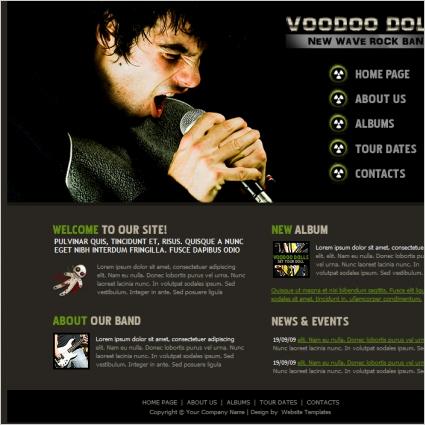 VooDoo Dolls Template