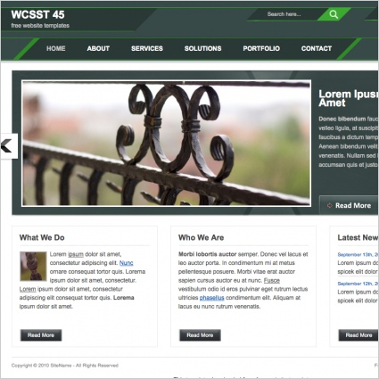 WCSST 45 Template