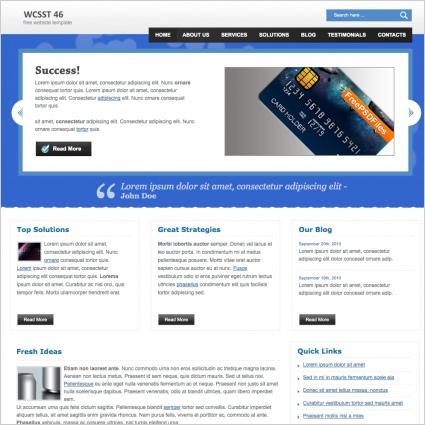 WCSST 46 Template