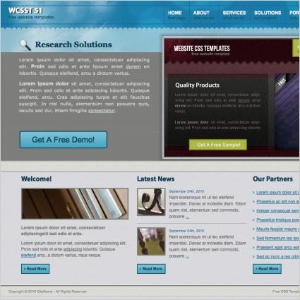 WCSST 51 Template