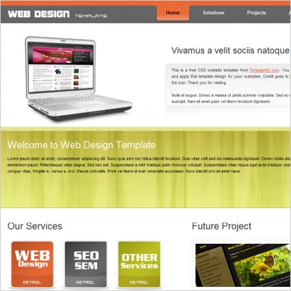 Web Design Free Website Templates In Css Html Js Format For Free Download 140 75kb