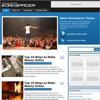 Workspacer Template