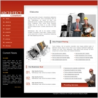 Architect Company Template