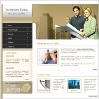 Architecture Bureau Template