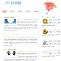 Art Design Template