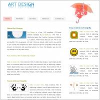 Art Design Template
