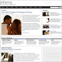 Arthemia Template