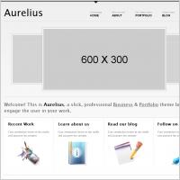 Aurelius Template