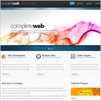 Best Webdesign Template