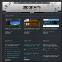 futuristic web template free website templates for free download